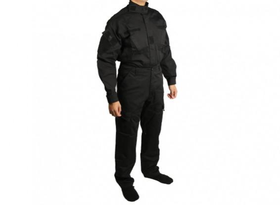 Emerson Army BDU Set (Black, S size)
