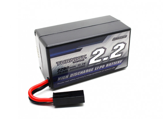 Turnigy AR Drone Upgrade Hardcase Battery 2200mAh 3S 25C