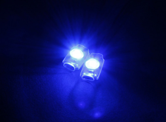 Turnigy Super Bright 2 x Blue Add On LED Light Set