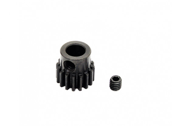 Hobbyking™ 0.7M Hardened Steel Helicopter Pinion Gear 6mm Shaft - 16T