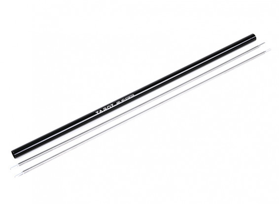 Tarot 480 Tail Boom and Torque Tube - Black (TL48008)