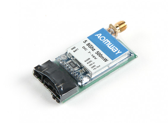 Aomway 5.8G 500mW Video Transmitter