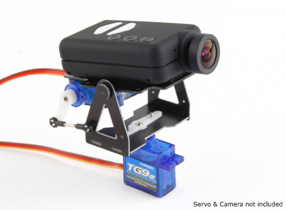 Mobius ActionCam Pan and Tilt Mount