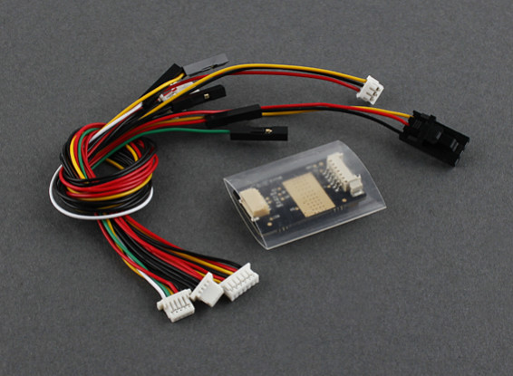 Micro HKPilot OSD MAVlink Compatible Micro On-Screen Display