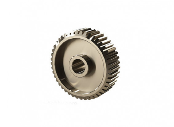 Active Hobby 51T/3.175mm 84 Pitch Hard Coated Aluminum Pinion Gear