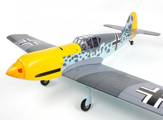 Messerschmitt BF-109 German Fighter GP/EP 1560mm (ARF)