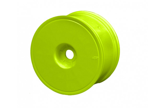 "JCONCEPTS Mono-3.7"" 1/8th Truck Wheel - Yellow"