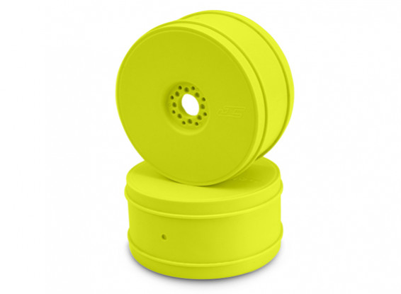 JCONCEPTS Bullet 1/8th Buggy Rim - Yellow