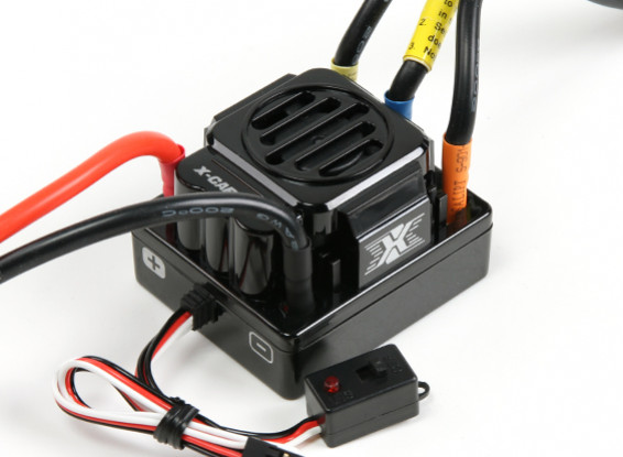 HobbyKing® ™ X-Car Beast Series ESC 1:8 Scale 120A