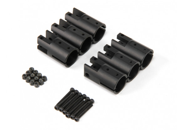 Quanum 680UC Pro Hexa-Copter - Replacement Main Arm Clamp Set