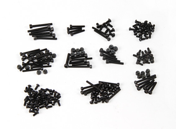 Quanum 680UC Pro Hexa-Copter - Replacement Screw Set