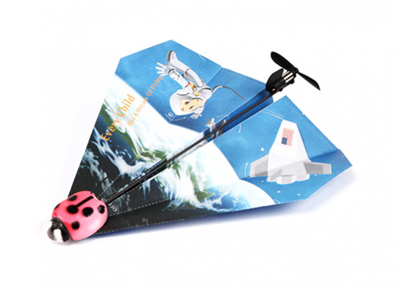 FlyDream Dream 1 2.4G Somatosensory Paper Aeroplane Set