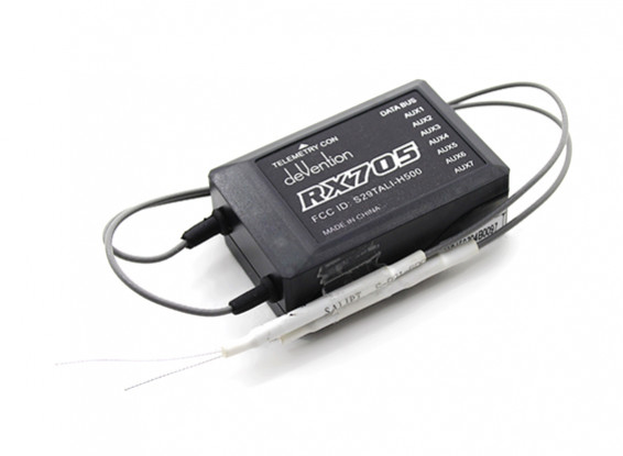 Walkera Tali H500 - Replacement RX705 FCC Approved Receiver (H500-Z-15)