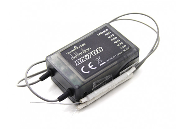 Walkera Tali H500 - Replacement RX708 CE Approved Receiver (H500-Z-27)