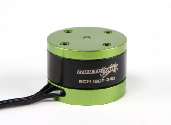 Multistar 1807-340Kv Brushless Gimbal Motor for Mobius Camera