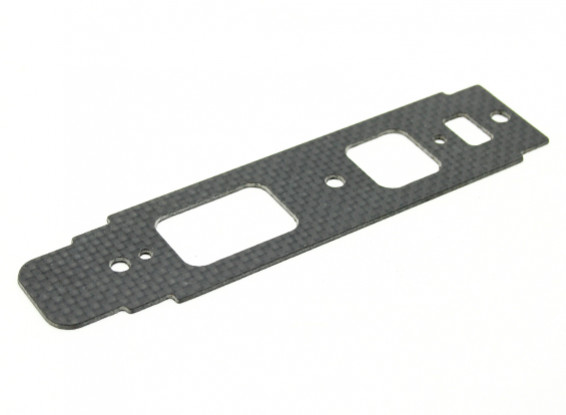 Assault 450L Flybarless 3D Helicopter Carbon Base Plate