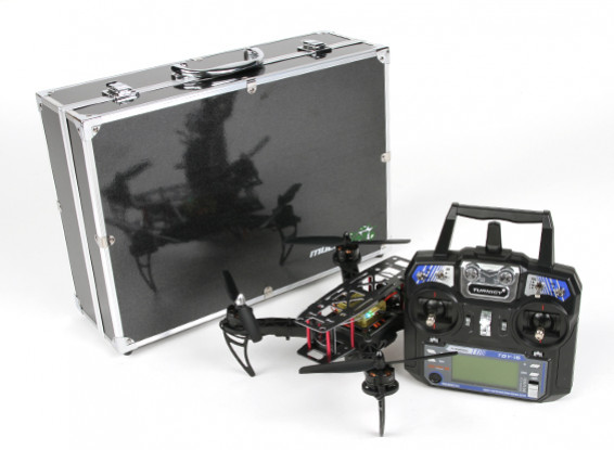 HobbyKing™ Black Widow 260 FPV Racing Drone RTF Set (Mode 2)