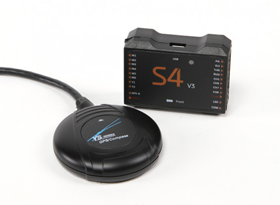 ZeroUAV YS-S4 Autopilot GPS Flight Control System (V3)