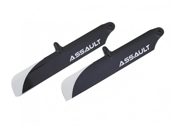 Assault 100 Flybarless Helicopter Replacement Main Rotor Blades (1pr)