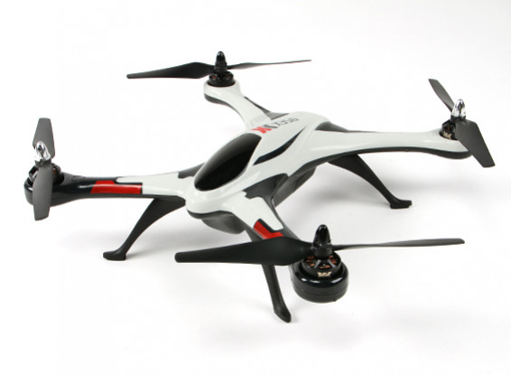 XK Air Dancer X350 Quad-Copter 3D (EU plug) (Mode 2) (RTF)