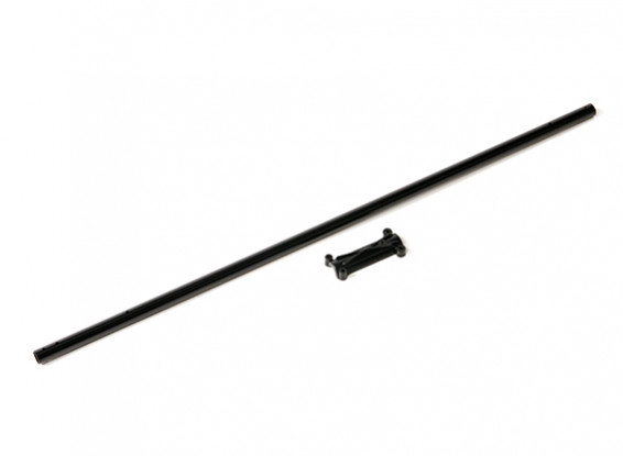 FX070C 2.4GHz 4CH Flybarless RC Helicopter Replacement Tail Boom Set