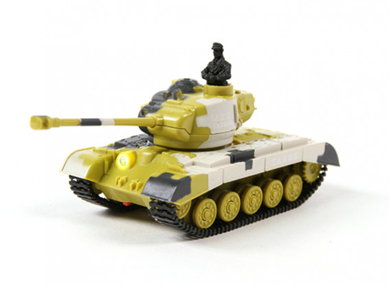 M-28 4 Function 2.4GHz Mini RC Tank w/Light and Sound