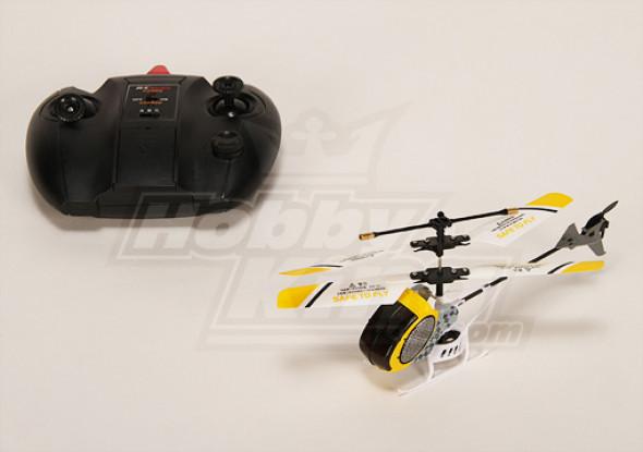 3ch Micro Dragonfly Coaxial Heli w/ IR remote control