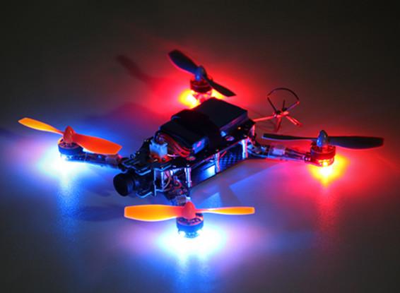 Hermit 145 FPV Quadcopter w/Motors/ESC/Flight Controller