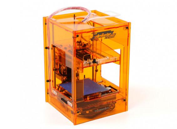 Fabrikator Mini 3D Printer - V1.5 - Orange - UK 230V