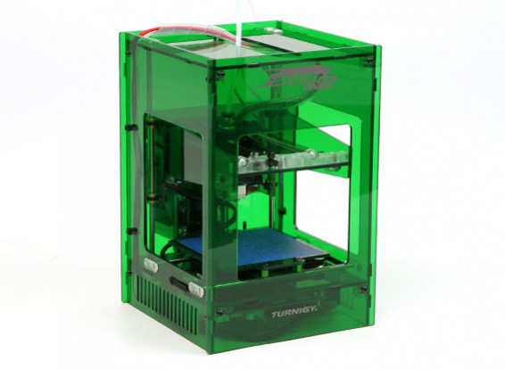 Fabrikator Mini 3D Printer - Dark Green - UK 230V -V1.5