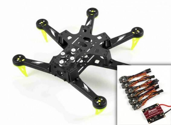 Spedix S250AH Drone Kit W/ESC PDB Combo