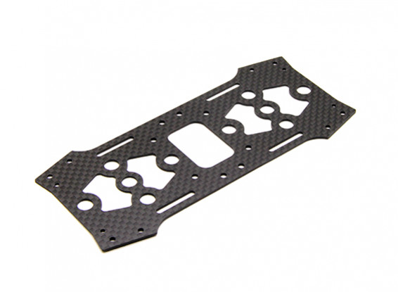 Spedix S250 Series Frame - Replacement Upper Frame Plate (1pc)