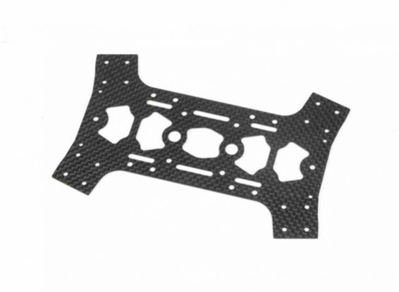 Spedix S250AQ Series Frame - Replacement Bottom Frame Plate (1pc)