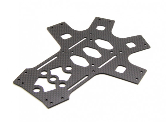 Spedix S250AH Series Frame - Replacement Top Frame Plate (1pc)
