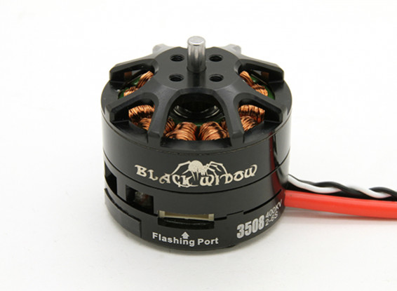 Black Widow 3508-400Kv With Built-In ESC CW/CCW