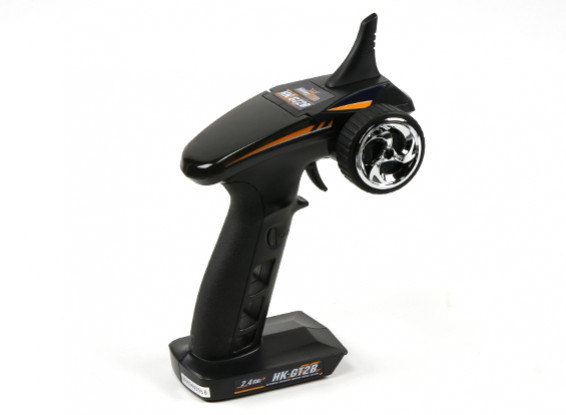 HobbyKing® ™ HK-GT2B 3CH 2.4GHz Transmitter and Receiver w/Rechargeable Li-ion Battery