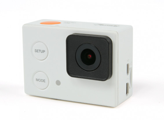 Isaw Air WiFi Action Cam 1080p Full HD w/Accessories