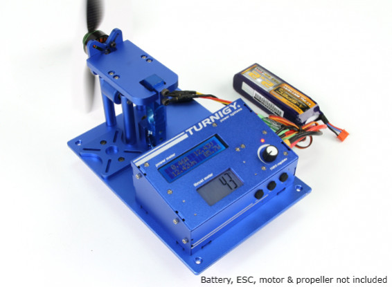 Turnigy Thrust Stand and Power Analyser v2