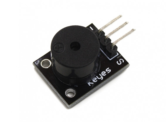 Active Speaker Buzzer Module For Arduino Works With Official Arduino Boards FN