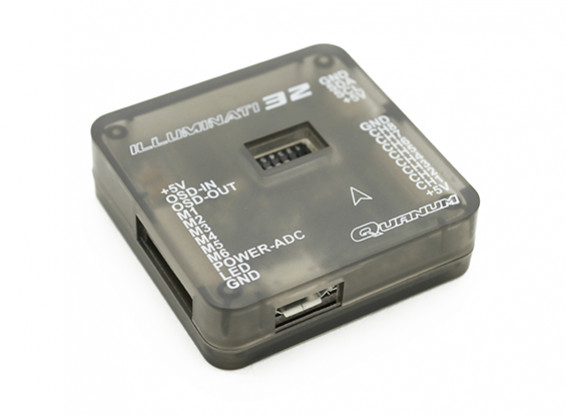 Illuminati 32 Flight Controller with OSD (Cleanflight Supported)