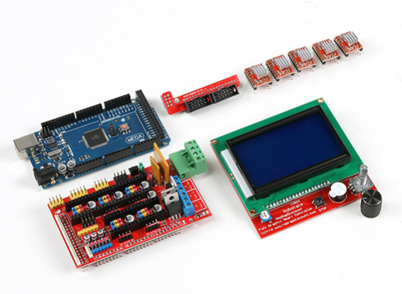 3D Printer Control Board Combo Set - Upgrade Version