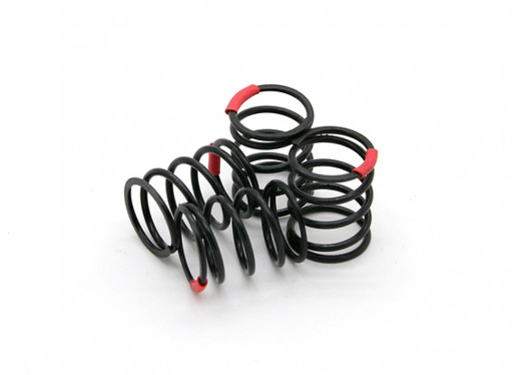 TrackStar Suspension Spring Black 21 x 14mm  4.5kg (4) S129550