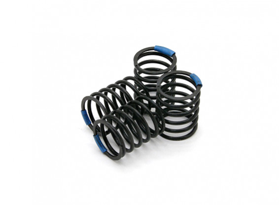 TrackStar Suspension Spring Black 21 x 14mm  3.0KG (4) S129565