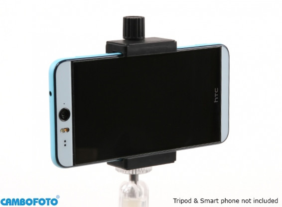 Universal Smart Phone Tripod / Selfie Stick Mount