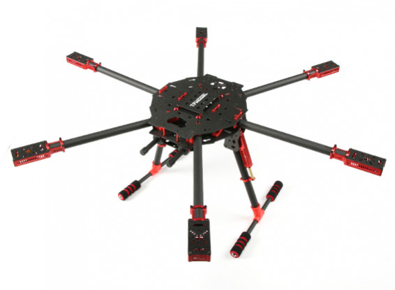 HobbyKing™ TF690V2 HEX KIT