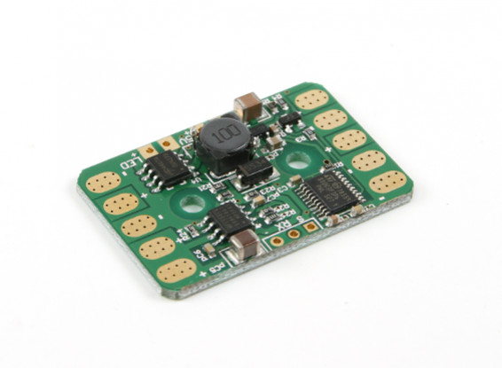 TFModel Distribution Board and Lighting Control Board