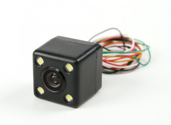 TF-EYE500 FPV CMOS Camera (PAL)