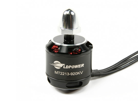 LDPOWER MT2213-920KV Brushless Multicopter Motor (CW)
