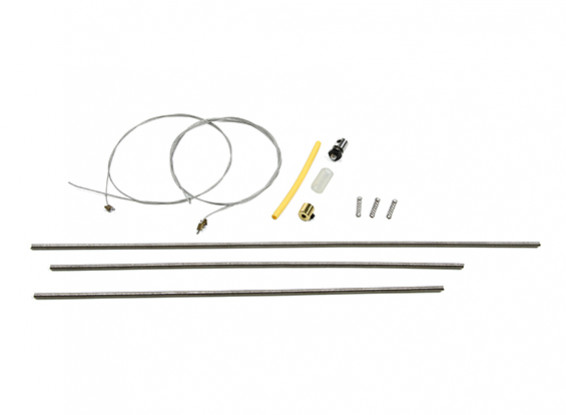 BSR 1000R Spare Part - Optional Brake Steel Wire Sets