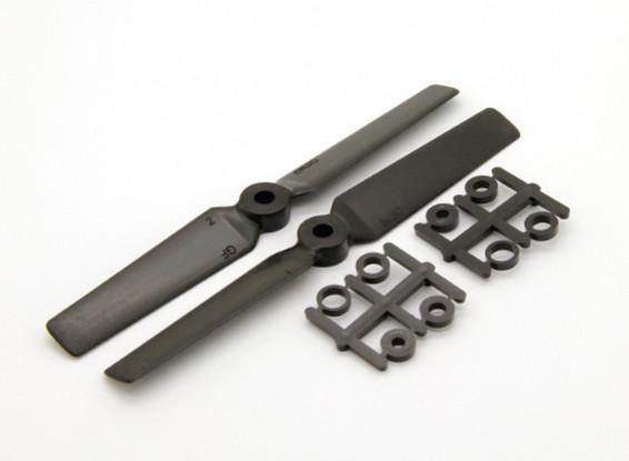 Gemfan 3D Multi-rotor 5x3 Propeller (Black)
